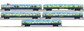 MINITRIX 15426 Wagen-Set | Touristikzug | DB AG | Spur N online kaufen