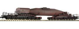 MINITRIX 15553 Torpedopfannenwagen DB | Spur N online kaufen