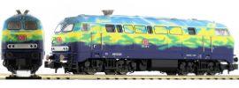 MINITRIX 16285 Diesellok BR 218 Touristik DB AG   DCC   MHI   Spur N online kaufen