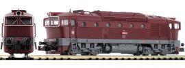MINITRIX 16731 Diesellok T478.3 CSD | DCC-SOUND | Spur N online kaufen