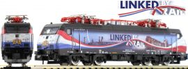 MINITRIX 16894 E-Lok BR 189 Linked By Rail der ERS | DCC | Spur N online kaufen