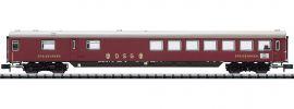 MINITRIX 18402 Schnellzug-Speisewagen WR4üm-64 DB   Spur N online kaufen