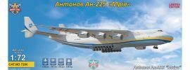 Modelsvit 7206 Antonov An-225 Mriya   Limited Edition   Flugzeug Bausatz 1:72 online kaufen