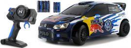 NIKKO 36947 VW Polo WRC Rallye Red Bull RC-Auto | RTR | 2.4 GHZ | 1:16 online kaufen