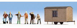 NOCH 12010 Auf der Baustelle DekoSzene Fertigmodell 1:87 online kaufen
