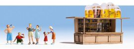 NOCH 12025 Am Kiosk DekoSzene Fertigmodell 1:87 online kaufen