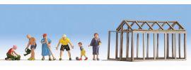 NOCH 12030 Im Garten DekoSzene Fertigmodell 1:87 online kaufen