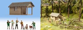 NOCH 12046 Waldarbeiten Fertigmodell Spur H0 online kaufen