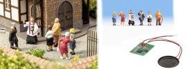 NOCH 12860 Sound-Szene In der Kirche mit Figuren und Lautsprecher Spur H0 online kaufen