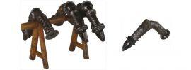 NOCH 13623 Dampfheizungskupplungs-Set | Spur H0 online kaufen