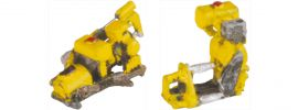 NOCH 13640 Schienenarbeits Set | Spur H0 online kaufen