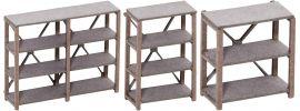 NOCH 14203 6x Industrieregale | Bausatz Spur H0 online kaufen