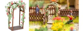 NOCH 14228 2x Rosenbogen | Bausatz Spur H0 online kaufen