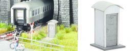 NOCH 14306 Signalfernsprecher Laser-Cut minis Bausatz Spur H0 online kaufen