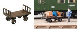 NOCH 14311 Gepäckwagen | 2 Stück | LC-Bausatz Spur H0 online kaufen
