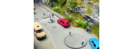NOCH 14388 Verkehrsinsel-Set | Laser-Cut | Zubehör Spur H0 online kaufen