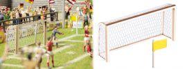NOCH 14399 Fußballtore und Eckfahnen LaserCut-Bausatz Spur H0 online kaufen