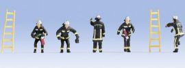 NOCH 15023 Feuerwehr Frankreich | 5 Stück | Figuren Spur H0 online kaufen