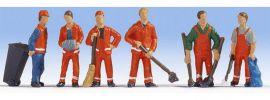 NOCH 15029 Stadtreinigung Miniaturfiguren Spur H0 online kaufen