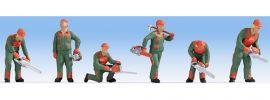 NOCH 15061 Waldarbeiter | 6 Stück | Figuren Spur H0 online kaufen