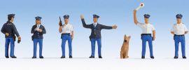 NOCH 15077 Polizisten Niederlande | 6 Stück | Figuren Spur H0 online kaufen