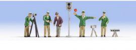 NOCH 15099 Polizisten Miniaturfiguren Spur H0 online kaufen