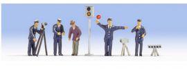 NOCH 15100 Polizisten Miniaturfiguren Spur H0 online kaufen