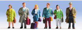 NOCH 15220 Reisende Figuren | 6 Stück | Spur H0 online kaufen