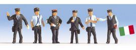 NOCH 15272 Bahnbeamte Italien | 6 Figuren | Spur H0 online kaufen