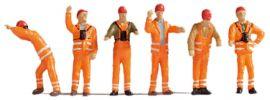 NOCH 15275 Rangierpersonal   Miniaturfiguren Spur H0 online kaufen