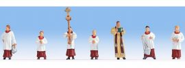 NOCH 15410 Pfarrer und Ministranten | Spur H0 online kaufen