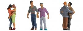 NOCH 15511 Gleichgeschlechtliche Paare | 6 Stück | Figuren Spur H0 online kaufen