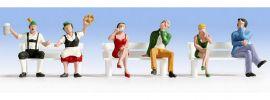 NOCH 15536 Sitzende Figuren 6 Stück Spur H0 online kaufen