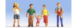 NOCH 15592 Eltern und Kinder 7 Figuren Spur H0 online kaufen