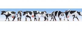 NOCH 15725 Kühe schwarz-weiß Figuren Spur H0 online kaufen