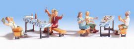 NOCH 15832 Biergarten | 6 Figuren mit Zubehör | Spur H0 online kaufen