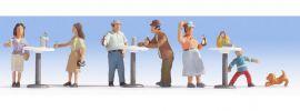 NOCH 15833 Stehcafé  Figuren mit Zubehör  Spur H0 online kaufen