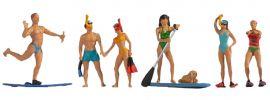 NOCH 15854 Wassersportler | 6 Stück | Figuren Spur H0 online kaufen