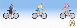 NOCH 15899 Mountainbiker Figuren 3 Stück Spur H0 online kaufen