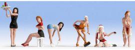 NOCH 15957 Sexy Ladies 6 Figuren Spur H0 online kaufen