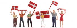 NOCH 15970 Dänische Fans | Figuren Spur H0 online kaufen