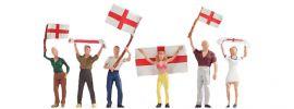 NOCH 15972 Englische Fans | Figuren Spur H0 online kaufen