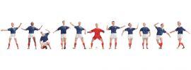 NOCH 15973 Fußballteam Frankreich | Figuren Spur H0 online kaufen
