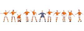 NOCH 15977 Fußballteam Niederlande | Figuren Spur H0 online kaufen
