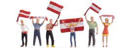 NOCH 15980 Österreichische Fans | Figuren Spur H0 online kaufen