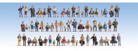 NOCH 37070 Mega-Spar-Set Figuren | 60 Stück | Spur N online kaufen