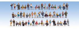 NOCH 16070 Mega-Spar-Set Figuren 60 Stück 1:87 online kaufen