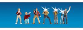 NOCH 17520 Fotografen beleuchtet 6 Figuren mit Elektronik Fertigmodell 1:87 online kaufen