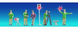 NOCH 17552 Polizisten Deutschland Radarfalle beleuchtet Figuren Spur H0 online kaufen
