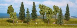 NOCH 24230 Mischwald 10 Bäume 40-100mm alle Spurweiten online kaufen